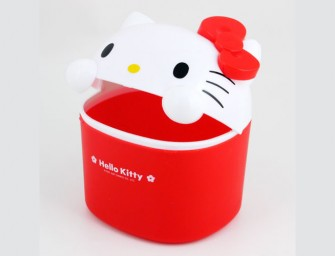 Best of Waste: Hello Kitty Trash Can