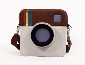 This Instagram Handbag needs no hashtag!