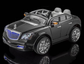 Maybach Ride On Car is for the coolest kid on the block!