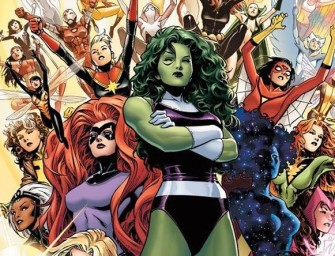 Marvel introduces the A-Force: An all-female Super-heroine team