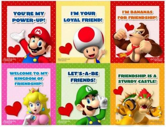 Keep Friendzoning this Valetines says Nintendo