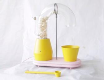 Have Fun Making Popcorn with Popcorn Monsoon