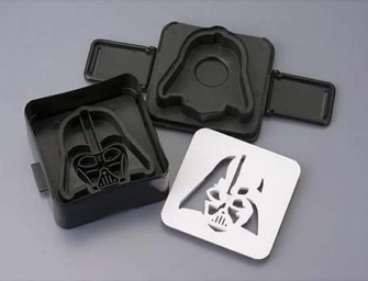 Breakfast Goes Geek with Star Wars Pouch Sandwich Makers