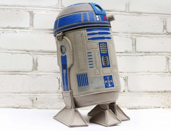Star Wars R2-D2 Bag is Huge and Awesome