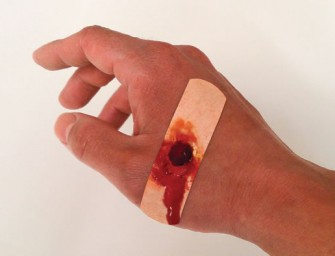 Boo-Boos bandages will give your wounds a Halloween effect