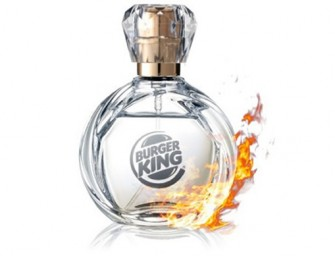 Do you want to smell like 'The Whopper' from Burger King?