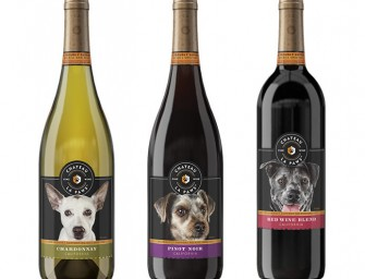 Chateau La Paws Is a Wine with a Cause