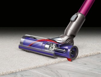 Dyson's Cordless Vacuum Cleaners mean squeaky clean homes with less effort