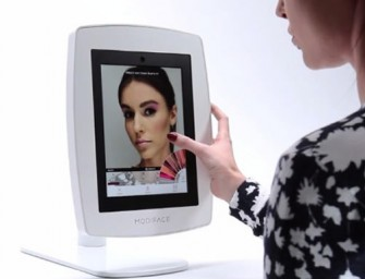 Modiface Virtual Makeup Mirror lets you try makeup, without spoiling your face
