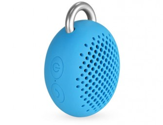 The new Bluetune-Bean Bluetooth Speaker also takes your selfies!