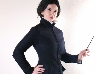 Check Out this Female Version of the Snape Jacket