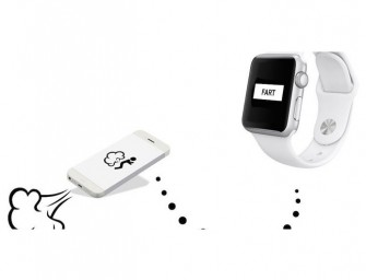 Apple Rejects Fart Apps, Not Interested in Becoming Fart watch