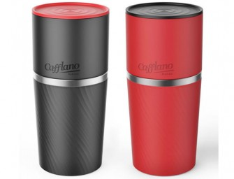 Cafflano Klassic portable Coffee Maker for Coffee Connoisseurs
