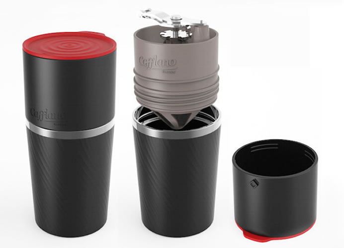 Cafflano Klassic portable Coffee Maker for Coffee Connoisseurs - Gizmodiva