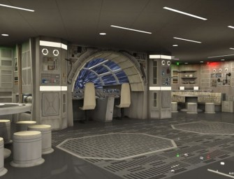 Millennium Falcon Play Area now on Disney Cruises