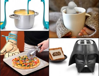 Eight Best Geeky Kitchen Appliances Every Nerd Needs In Their Homes
