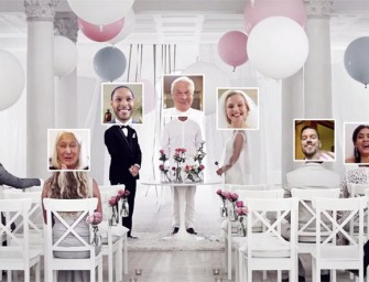 Throw the Online Wedding of your dreams, courtesy IKEA