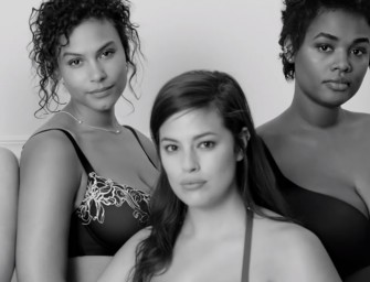 Feel Sexy in your Own Skin states Lane Bryant's Cacique line Titled #ImNoAngel