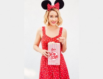 LC Lauren Conrad for Kohl's debuts new Minnie Mouse collections: Bows and polka dots galore