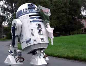 """Artoo in Love"" follows R2-D2 on his quest for true love; we have tears in our eyes!"