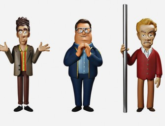 Seinfeld Vinyl Idolz coming soon: What's the deal with action figures?