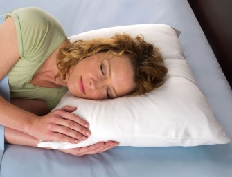 The Wrinkle Preventing Pillowcase by Hammacher Schlemmer saves you expensive trips to the dermatologist