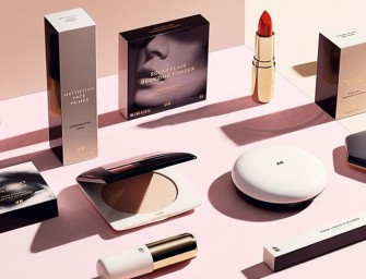 H&M launches massive Beauty line with over 700 new products
