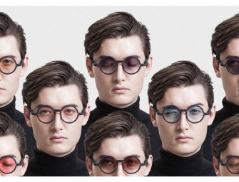MONO Eyewear: Seriously Stylish 3D Printed Eyewear Range