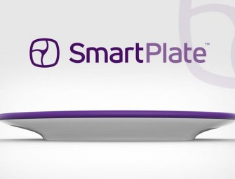 The SmartPlate: The world's first intelligent plate that tracks and analyses your meals