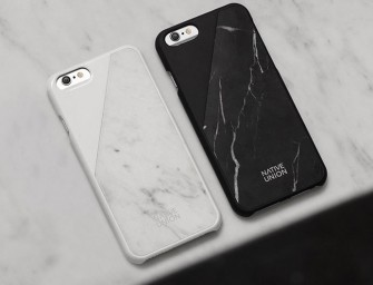 The Real Marble iPhone Case: Class and sophistication worthy of your beloved iPhone