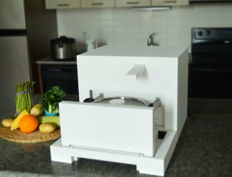 Chef-e is the world's first remotely controlled cooking refrigerator: Cook from anywhere anytime