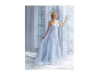 Disney Fairy Tale Weddings bridal collection will make you feel like a Princess!