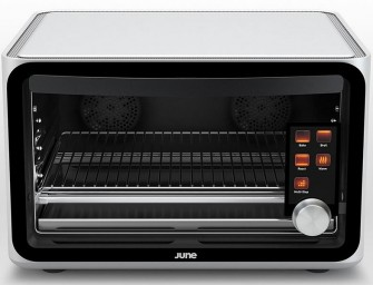 June Smart Oven cooks perfectly with image recognition