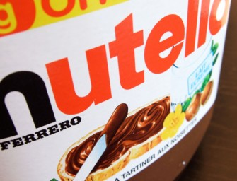 Nutella and your other favorite brands contribute to climate change and extinction of tigers; find out how.