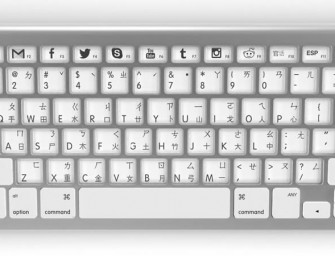 The Sonder Keyboard is a customisable E-Ink display with an infinite number of possibilities