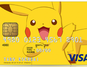 Visa releases adorable Pokémon Credit cards in Japan