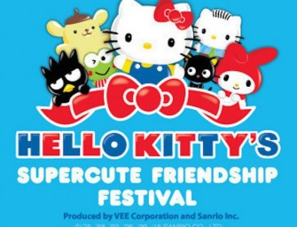 Hello Kitty's Supercute Friendship Festival Coming to Enthral North America