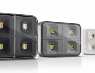 The iblazr 2: A Wireless Flash for iPhone, iPad, Androids and Digital Cameras