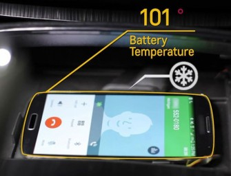 "Chevrolet introduces the ""Active Phone Cooling"" system to keep your Smartphone from overheating in the car"