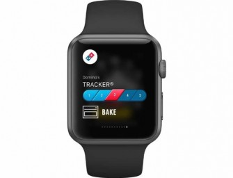 Domino's launches new Pizza Tracker app for the Apple Watch