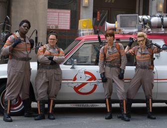 Revealed: Official look of the new all-women Ghostbusters movie out