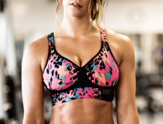 OMBra: An activity tracking bra that reviews your workouts!