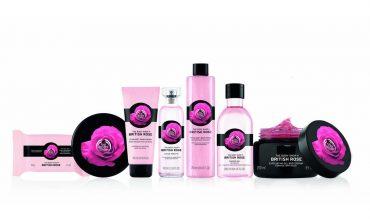 British Rose Range by The Body Shop