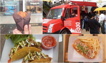 Mumbai food truck festival
