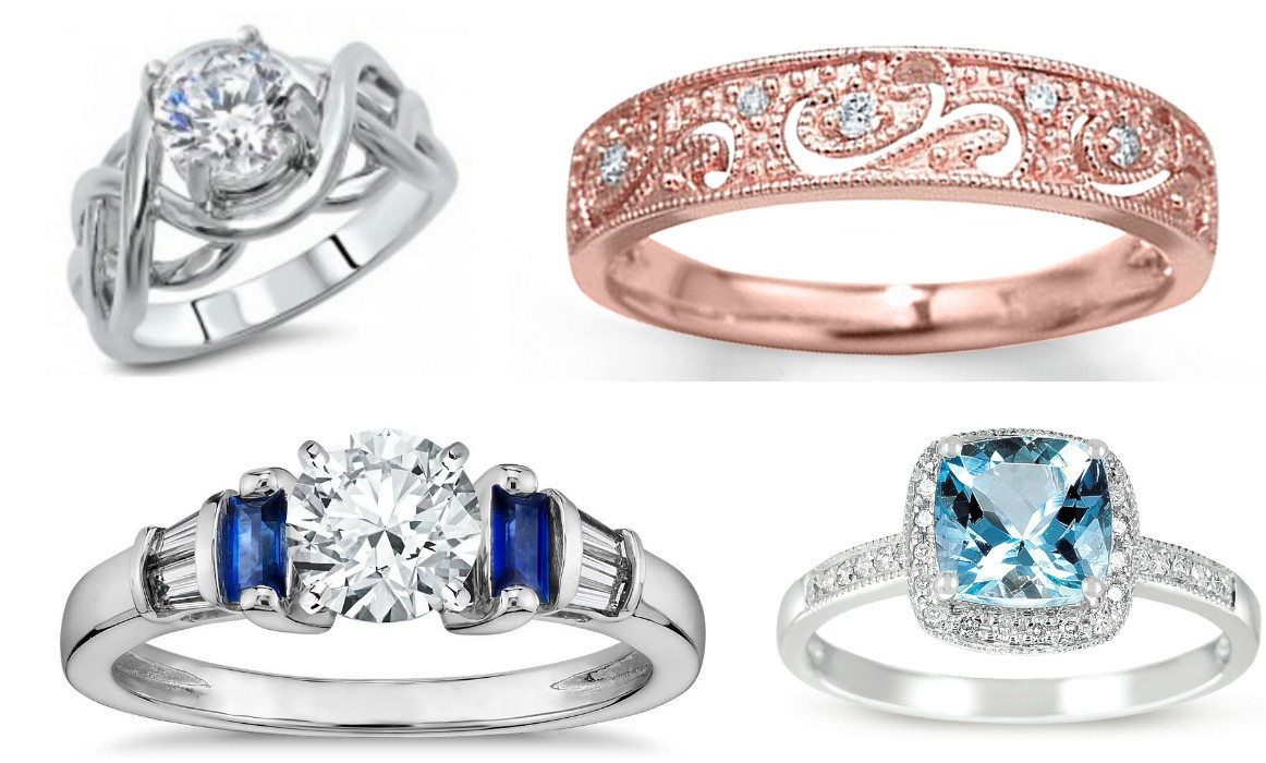 Make Wedding Rings 99 Fancy Engagement Ring Styles That