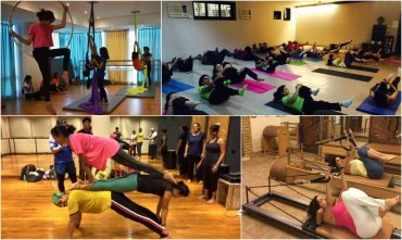 funky fitness classes in Mumbai