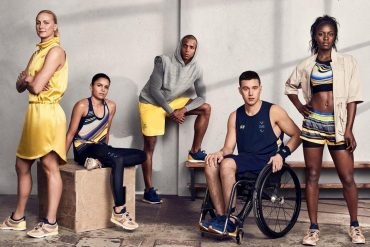 Swedish Olympic & Paralympic Team in H&M Sport