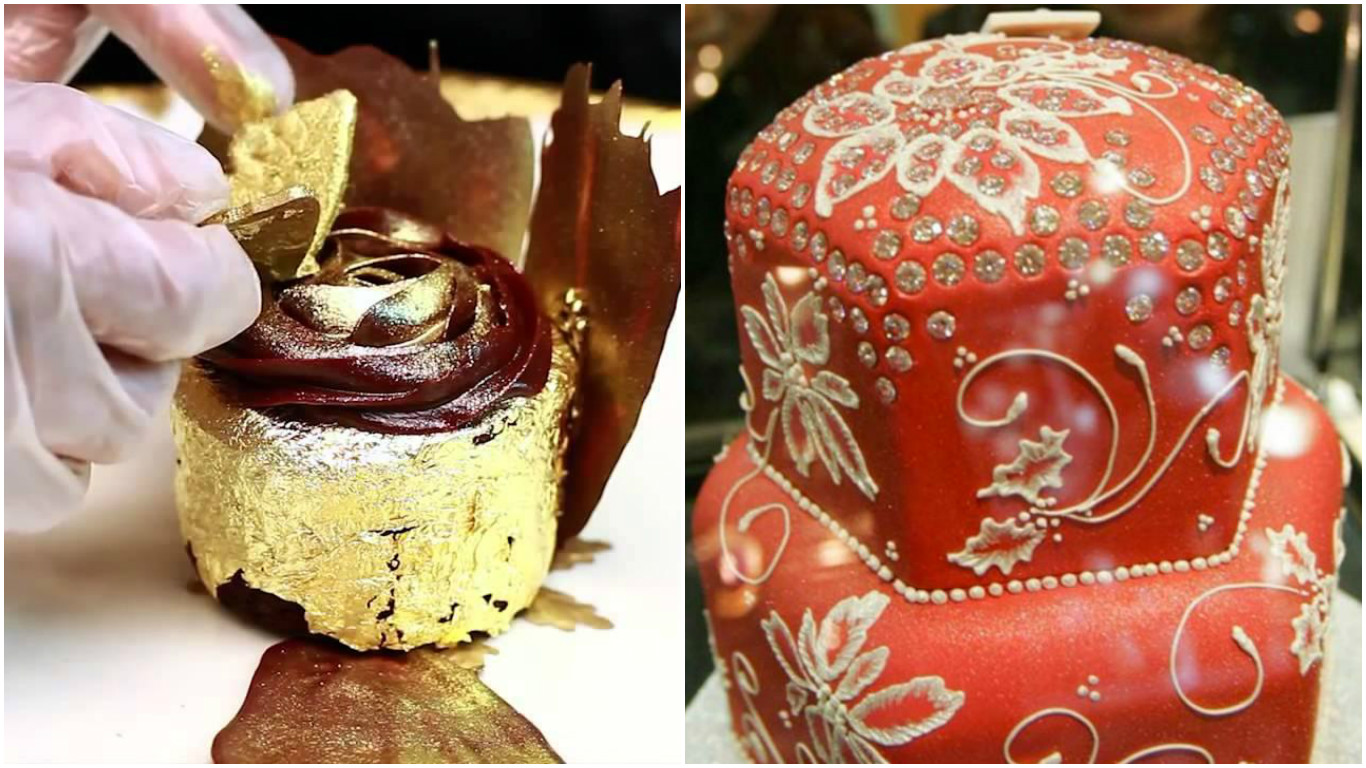 . The world s most expensive desserts   Gizmodiva