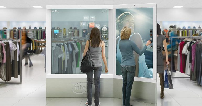 Touchscreens Bring Major Changes To Busy Retail Season – Gadgets